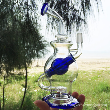 Amazing Wonderful Hookah Shicha Style Glass Smoking Water Pipes (ES-GB-257)